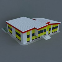 city design 3d model