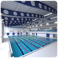maya school indoor pool
