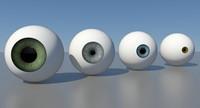maya eye shader -