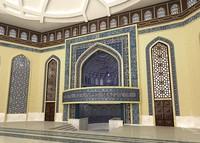 3d model of islamic