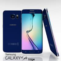 samsung galaxy s6 edge obj