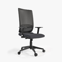 3dsmax realistic office chair