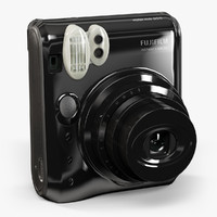 3d model fujifilm instax mini 50s