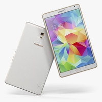 3d model samsung galaxy tab s