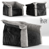 3d chair dandy home