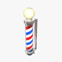 barber pole max