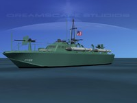 3ds max boat pt higgins classes