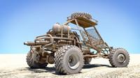 3d dune buggy