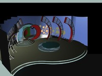 music entertainment 008 3d model