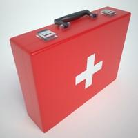 3ds max medical kit