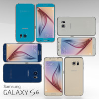 3d pack samsung galaxy s6 model