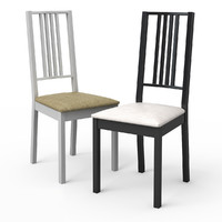 3d borje dining chair