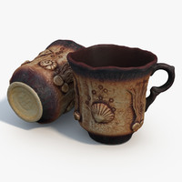 3d coffee mug 03
