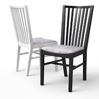 norrnas dining chair 3ds