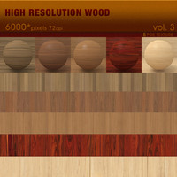 High Resolution Wood Textures Vol. 3 ( 5 PCS )