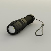 3d ultra light torch model