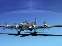 maya boeing b-17 b-17g flying fortress