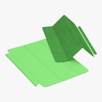 apple smart cover mini 3d model