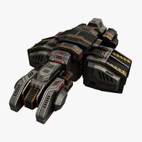 cargo ships max