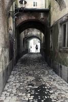 3d max city old street scene