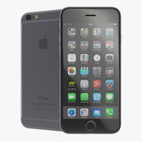 3dsmax iphone 6 space gray