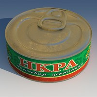 3ds max canned caviar