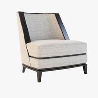 3d sloane occasional chair