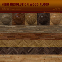 High Resolution Wood Floor Vol.2