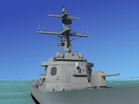 lightwave ship arleigh burke class