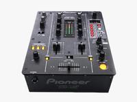 3dsmax dj mixer djm-400