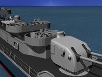anti-aircraft gearing class destroyers 3ds