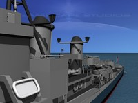 3d anti-aircraft gearing class destroyers