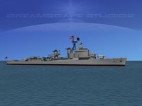 anti-aircraft gearing class destroyers dxf