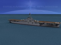 3ds class carriers essex uss