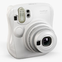 3d model fujifilm instax mini 25