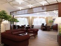maya office interior