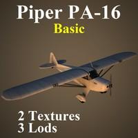 piper basic 3d max
