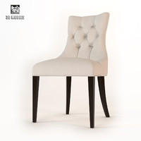 3d model of eichholtz audrey chair