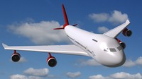 3dsmax aircraft airplane