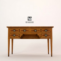 3d dresser francesco molon model