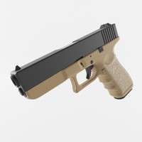3dsmax glock 17