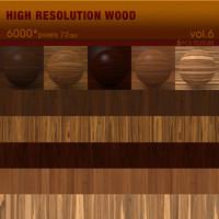 High Resolution Wood Textures Vol. 6 ( 5 PCS )