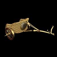 3ds max roman war chariot