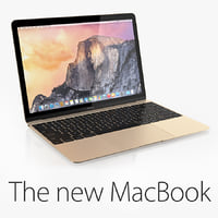 The New MacBook 12-inch 2015