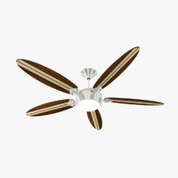 Surfboard Ceiling Fan