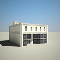 3ds max city building