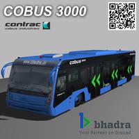 3d model cobus 3000 bhadra