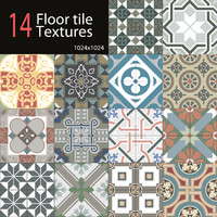 Floor Tile Package