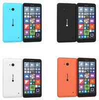 maya microsoft lumia 640 dual