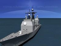 max ticonderoga class cruiser